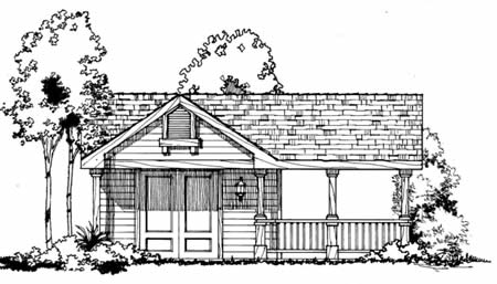 House Plan No. H-1005